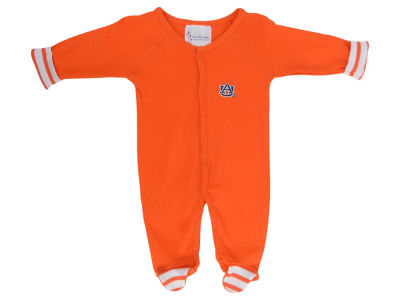 Auburn Tigers NCAA Infant Striped Footed Creeper