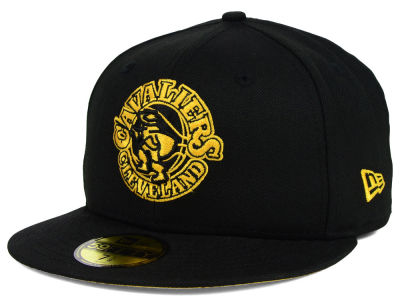 Cleveland Cavaliers New Era NBA HWC Black on Color 59FIFTY Cap