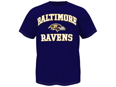 Baltimore Ravens NFL Heart and Soul T-Shirt