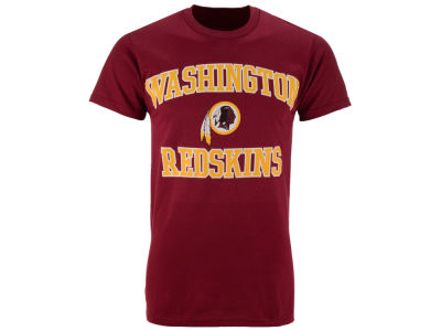 Washington Redskins NFL Heart and Soul T-Shirt