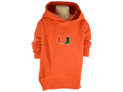 Miami Hurricanes NCAA Toddler Logo Hoodie