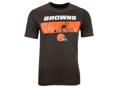 Cleveland Browns NFL Short Yardage Synthetic T-Shirt