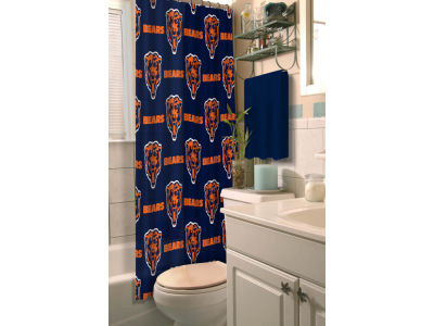 Chicago Bears The Northwest Company Shower Curtain