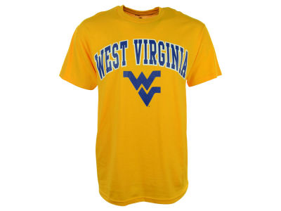 West Virginia Mountaineers NCAA 2 for $28 NCAA Men's Midsize T-Shirt