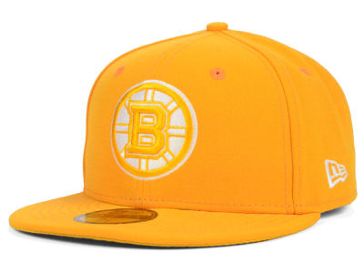 Boston Bruins New Era NHL C-Dub 59FIFTY Cap