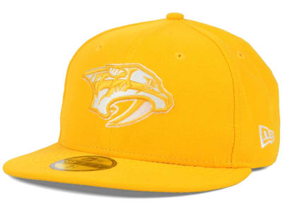 Nashville Predators New Era NHL C-Dub 59FIFTY Cap