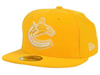 Vancouver Canucks New Era NHL C-Dub 59FIFTY Cap