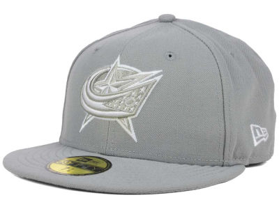 Columbus Blue Jackets New Era NHL C-Dub 59FIFTY Cap