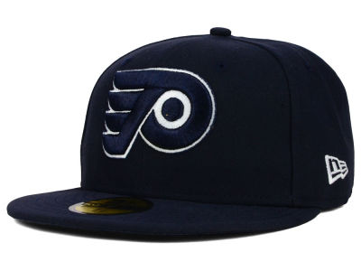Philadelphia Flyers New Era NHL C-Dub 59FIFTY Cap
