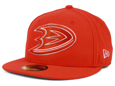 Anaheim Ducks New Era NHL C-Dub 59FIFTY Cap