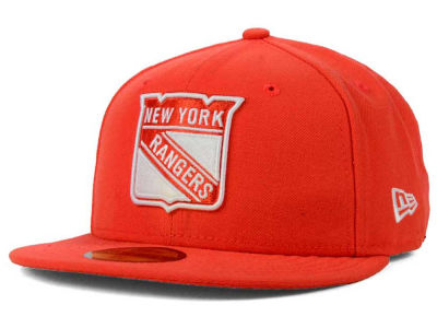 New York Rangers New Era NHL C-Dub 59FIFTY Cap