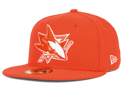 San Jose Sharks New Era NHL C-Dub 59FIFTY Cap