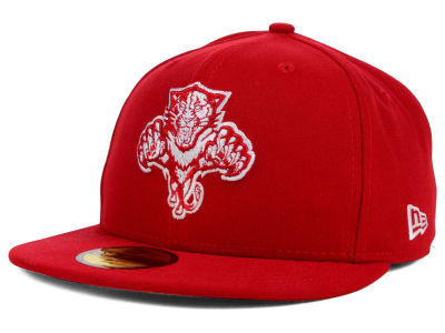 Florida Panthers New Era NHL C-Dub 59FIFTY Cap