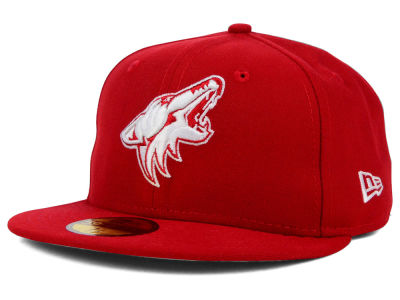 Arizona Coyotes New Era NHL C-Dub 59FIFTY Cap