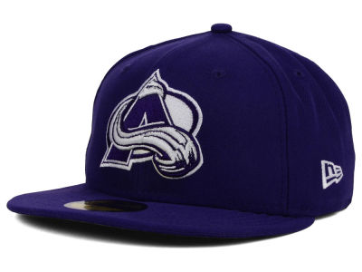 Colorado Avalanche New Era NHL C-Dub 59FIFTY Cap
