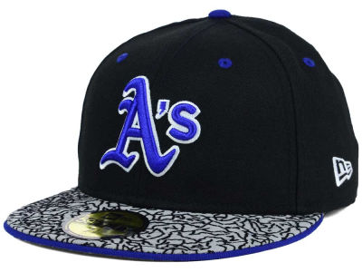 Oakland Athletics New Era MLB August Hookups 59FIFTY Cap