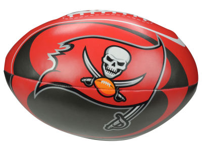 Tampa Bay Buccaneers Softee Goaline Football 8inch