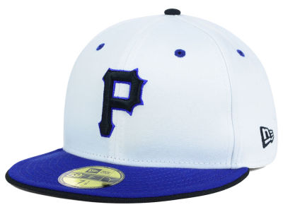 Pittsburgh Pirates New Era MLB August Hookups 59FIFTY Cap