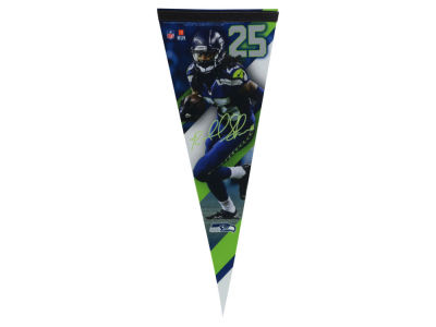 Seattle Seahawks Richard Sherman 12x30 Premium Player Pennant