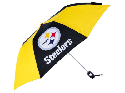 Pittsburgh Steelers Automatic Folding Umbrella