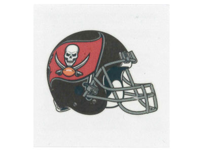 Tampa Bay Buccaneers Tattoo 4-pack