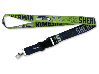 Seattle Seahawks Richard Sherman  Lanyard