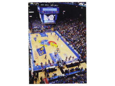 Kansas Jayhawks NCAA Postcards