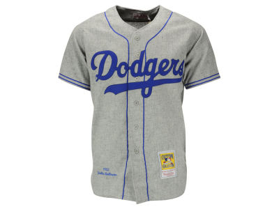Los Angeles Dodgers Jackie Robinson Mitchell and Ness MLB Men's Authentic Jersey