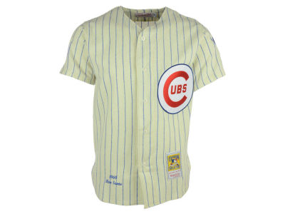 Chicago Cubs Ron Santo Mitchell and Ness MLB Men's Authentic Jersey