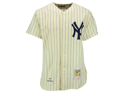 New York Yankees Yogi Berra Mitchell and Ness MLB Men's Authentic Jersey