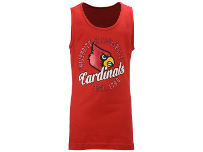Louisville Cardinals NCAA Youth Girls Carly Tank