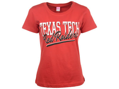 Texas Tech Red Raiders NCAA Womens Caroline Missy Fit T-Shirt