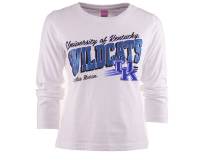 Kentucky Wildcats NCAA Womens Uphill Missy Fit Long Sleeve T-Shirt