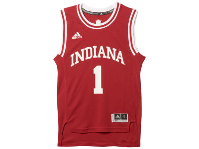 Indiana Hoosiers adidas Youth Replica Basketball Jersey