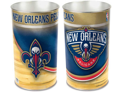 New Orleans Pelicans Trashcan