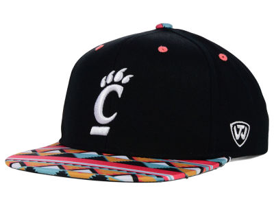 Cincinnati Bearcats Top of the World NCAA Novi Snapback