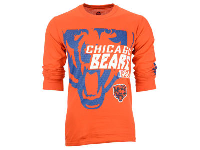 Chicago Bears NFL Men's Dual Threat VI Long Sleeve T-Shirt