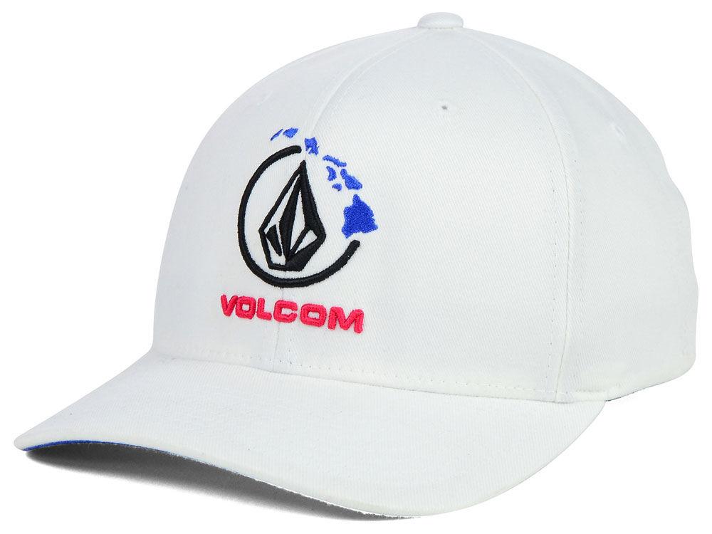b927fd67255a76 ... new arrivals volcom full stone hawaii flex hat lids 61b31 008b8