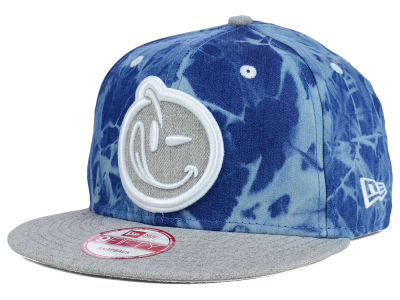 YUMS Yums Heather Denim 9FIFTY Snapback Cap