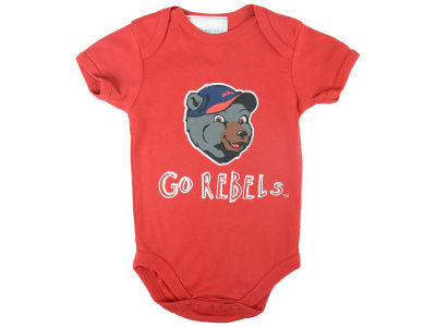 Ole Miss Rebels NCAA Newborn Slogan Creeper