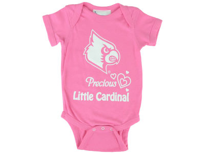 Louisville Cardinals NCAA Infant Precious Little Creeper