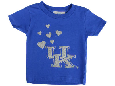 Kentucky Wildcats NCAA Infant Glitter T-Shirt