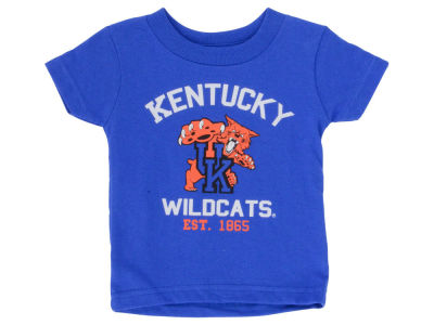 Kentucky Wildcats NCAA Newborn Arch Mascott T-Shirt