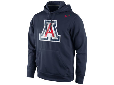 Arizona Wildcats Nike NCAA Warp Performance Hoodie