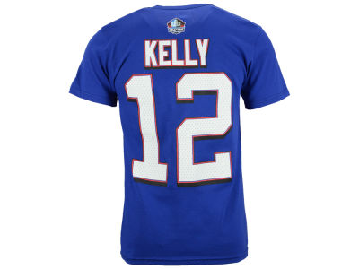 Buffalo Bills Jim Kelly NFL Men's Hall Of Fame Eligible Receiver II T-Shirt