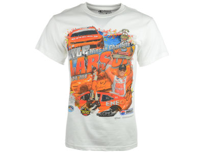 Kyle Larson Nationwide Charlotte Win T-Shirt