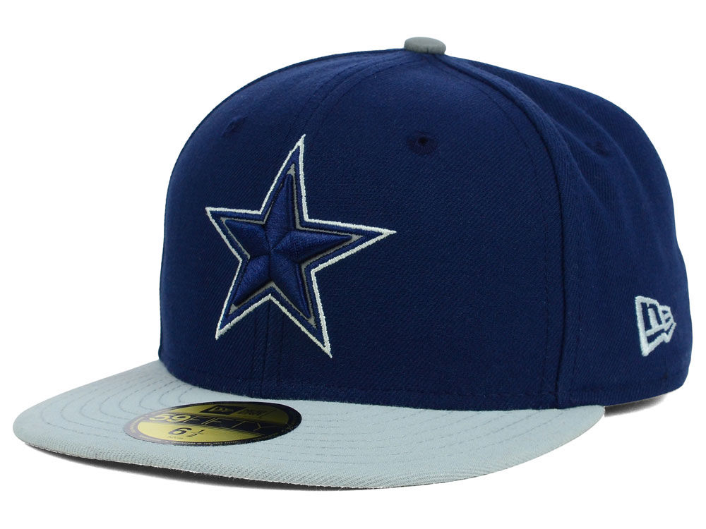 549ee756f Dallas Cowboys New Era NFL Thanksgiving On Field Reflective 59FIFTY Cap