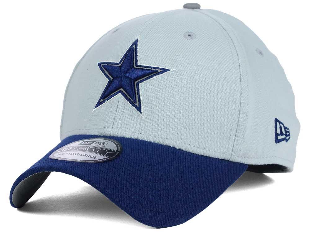 Dallas Cowboys New Era NFL Thanksgiving On Field Reflective 39THIRTY Cap  a5902072b