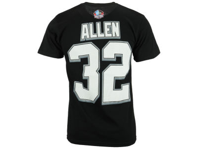 Los Angeles Raiders Marcus Allen NFL Men's Hall Of Fame Eligible Receiver II T-Shirt