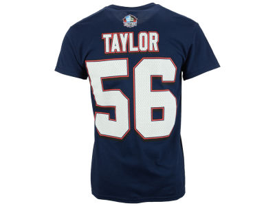 New York Giants Lawrence Taylor NFL Men's Hall Of Fame Eligible Receiver II T-Shirt
